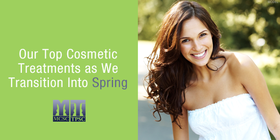 Dr. Michael Weinberg, a plastic surgeon in Toronto, shares popular procedures for spring