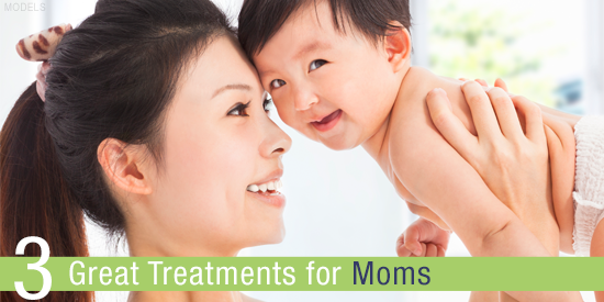 Learn about treatments for mom, including breast augmentation at our Toronto practice